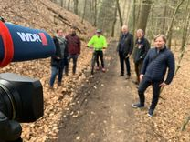 WDR im Teutoburgerwald Brochterbeck, Bocketal