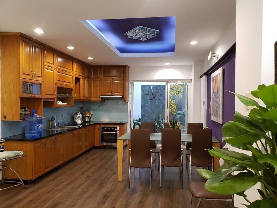 Bán Nhà Quận 7 Khu An Phú Hưng, DT 4x18m 2 lầu sân thượng, hướng Tây.