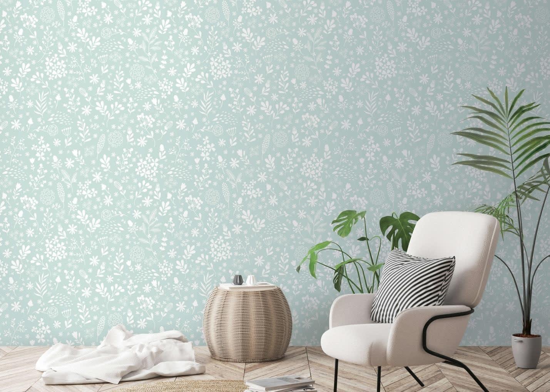 Những điều cần biết khi trang trí nhà bằng giấy dán tường