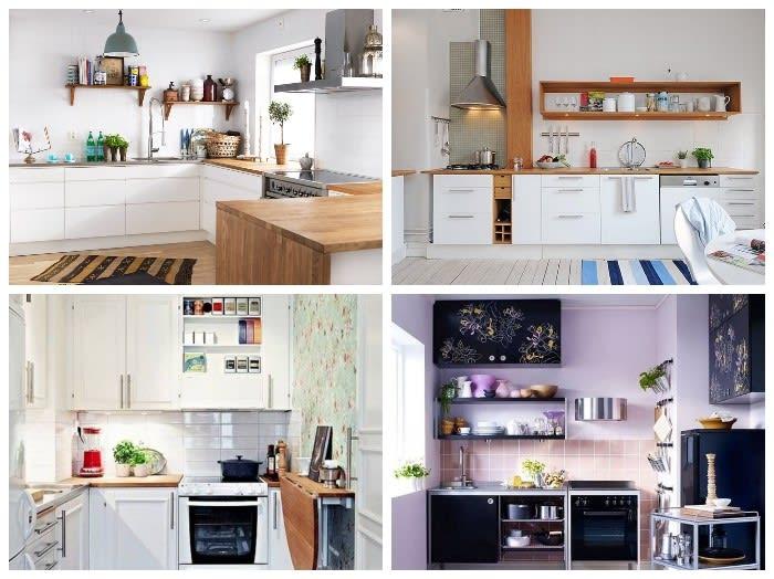 Các mẫu trang trí nhà bếp được mọi nhà ưa thích