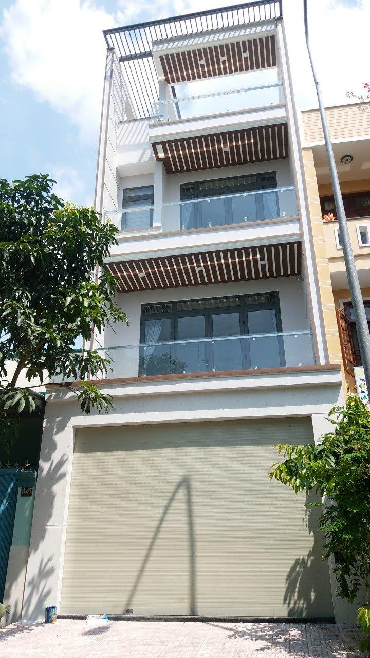 Bán Nhà Quận 7 Khu VIP Phạm Hữu Lầu, Đẹp Lung Linh