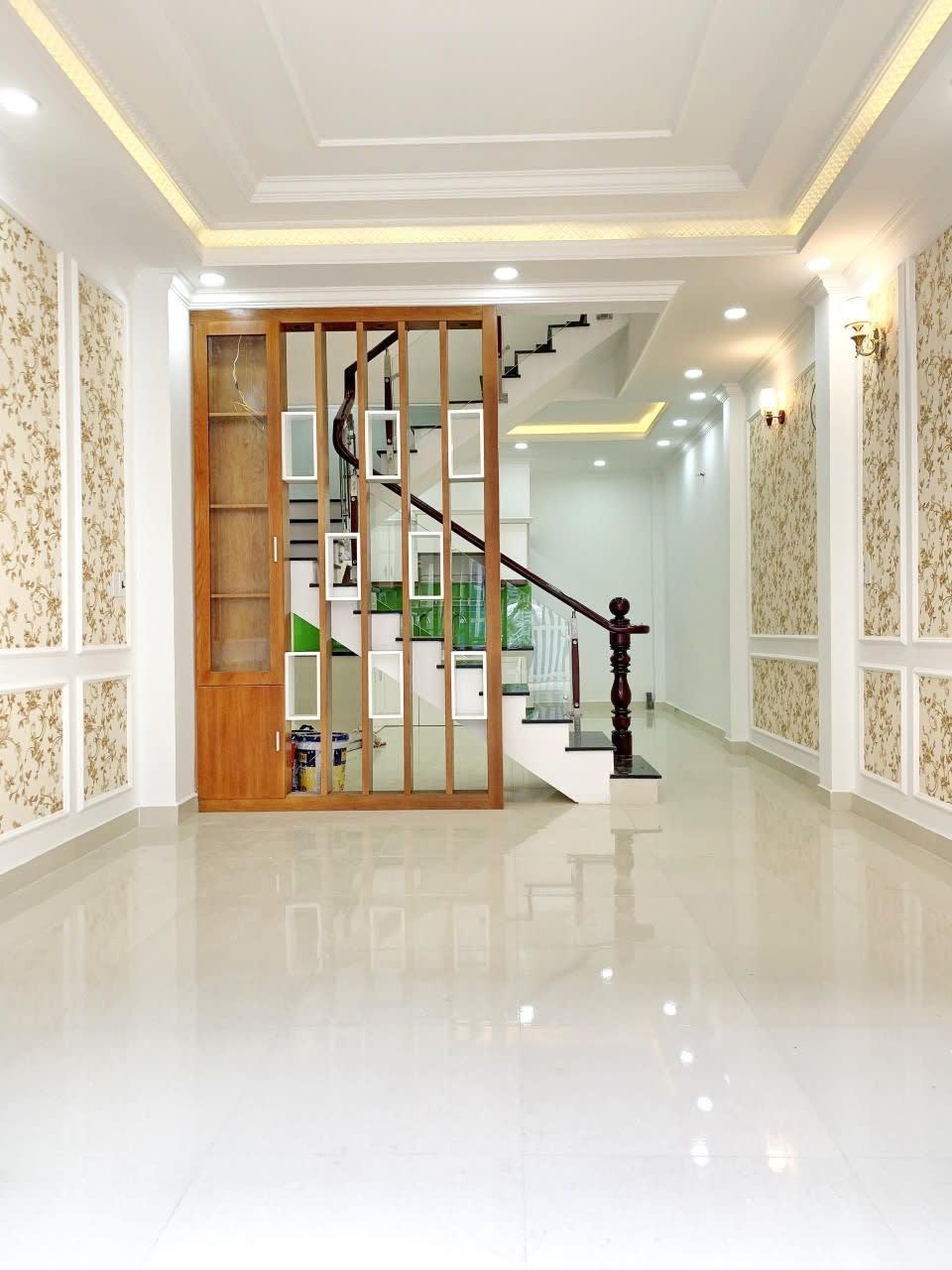 Bán Nhà Quận 7 Hẻm 88 Nguyễn Văn Quỳ, Mới Đẹp Hoàn Thiện