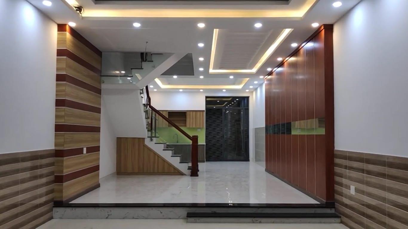 Bán Nhà Phố Quận 7 Cao Cấp Phạm Hữu Lầu