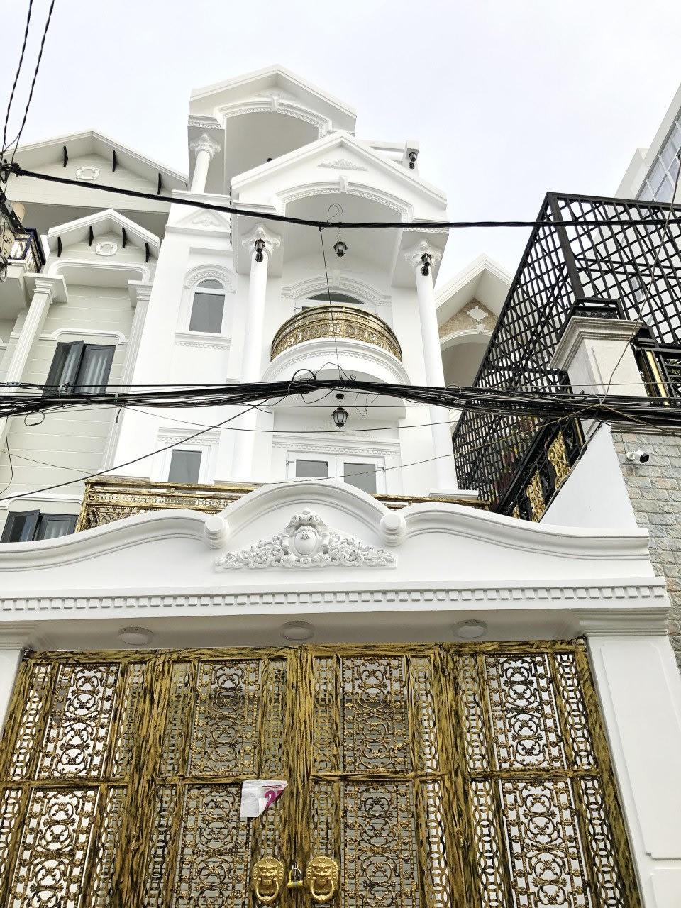 Bán nhà HXH phường Tân Quy quận 7. DT 4.5x18m 3 lầu ST