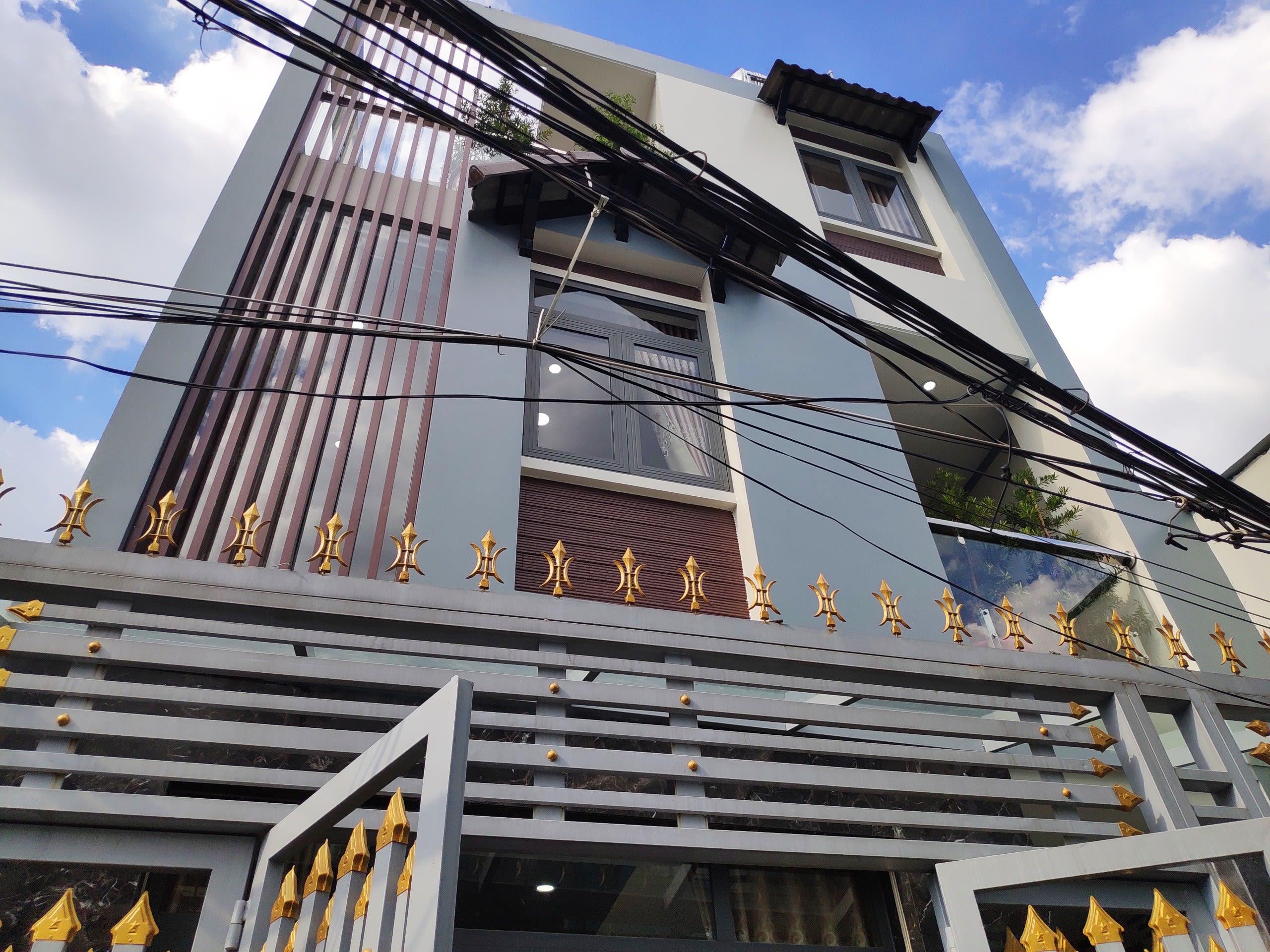 Bán nhà quận 7 NHÀ MỚI ĐẸP GIÁ MỀM. Nhà phố chính chủ xây kiên cố