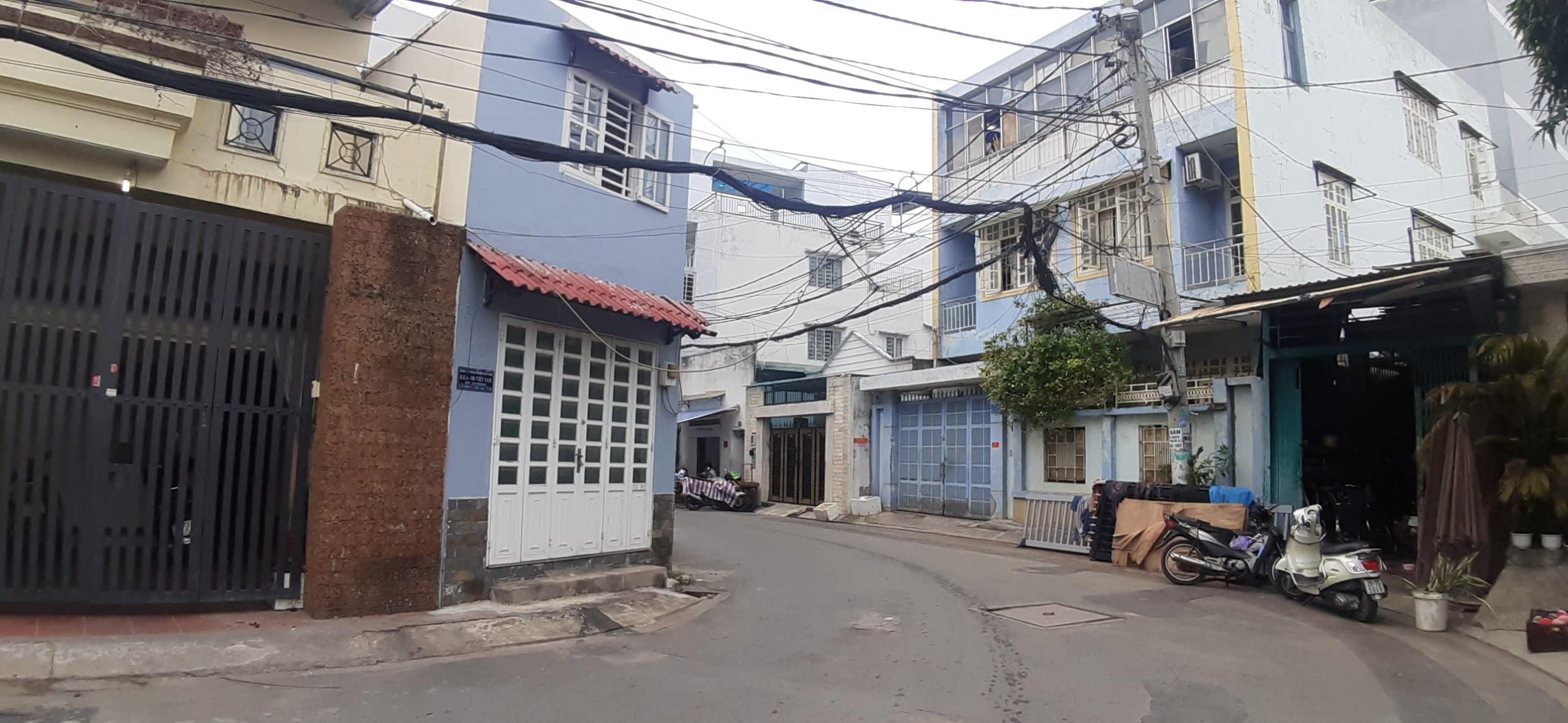 Nhà Mặt Tiền Đường Số Tân Quy 25A, DT 5x25m 1 Lầu Giá 12.5 Tỷ.