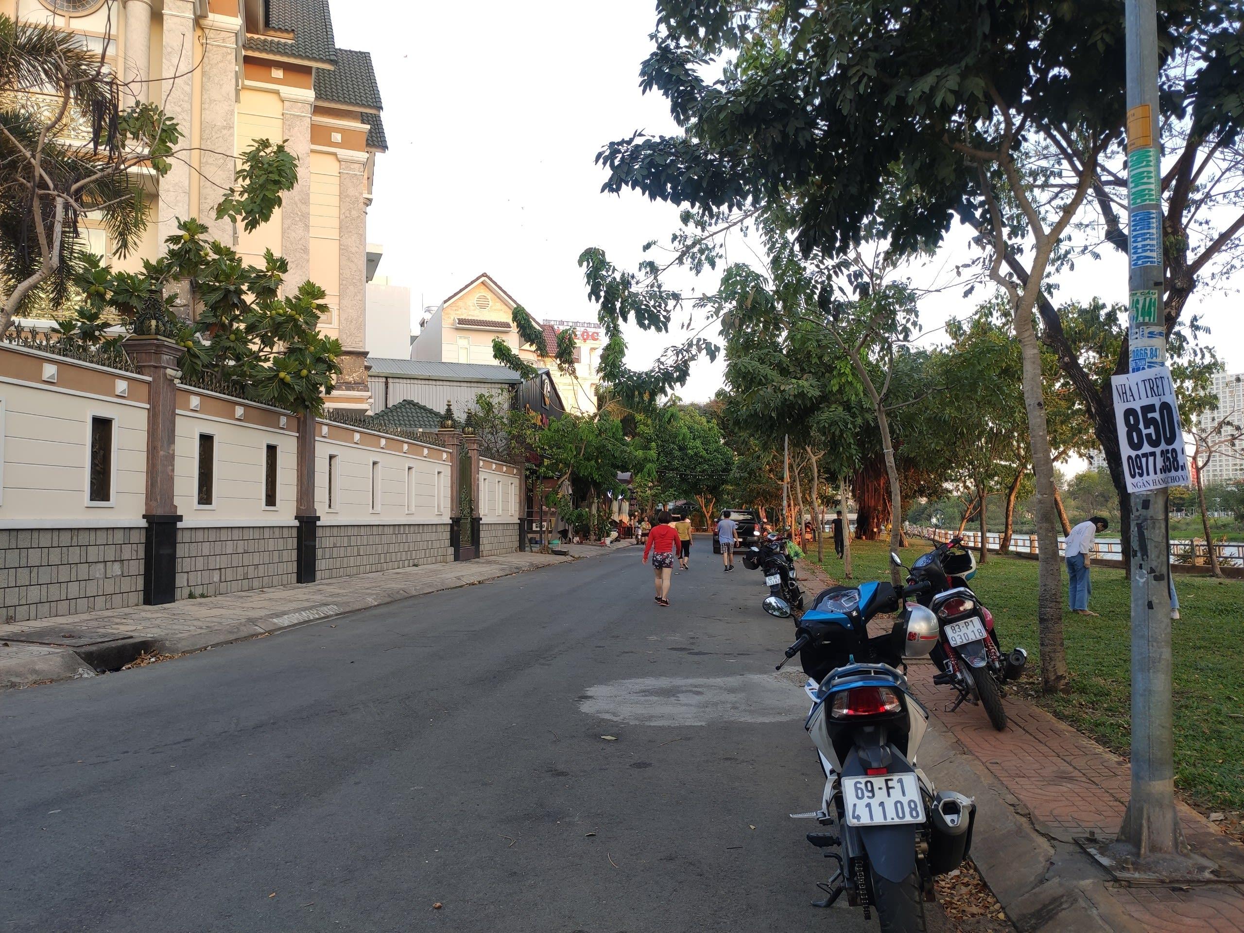 Bán Đất Khu An Phú Hưng View Sông, DT 4x18m Giá 11.7 Tỷ