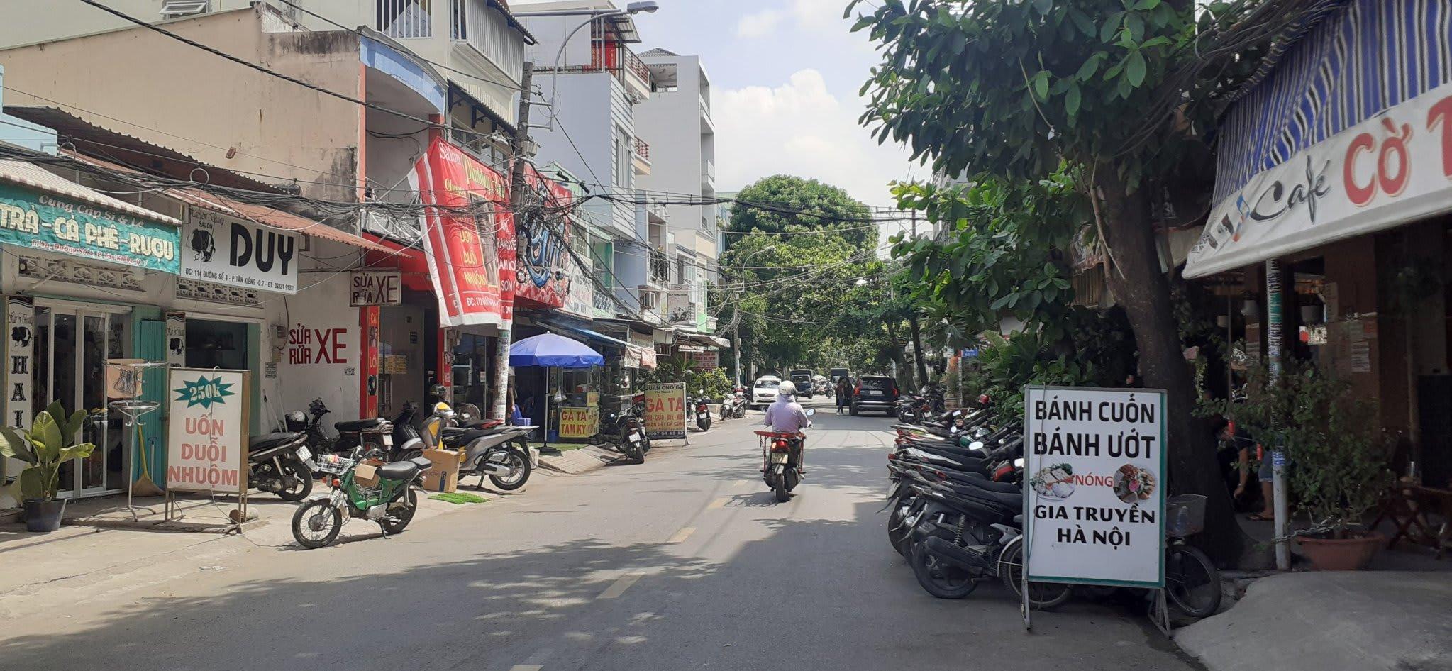 Bán nhà MT đường số 4 Tân Kiểng, DT 3.7x10m 1 lầu giá 6.1 tỷ
