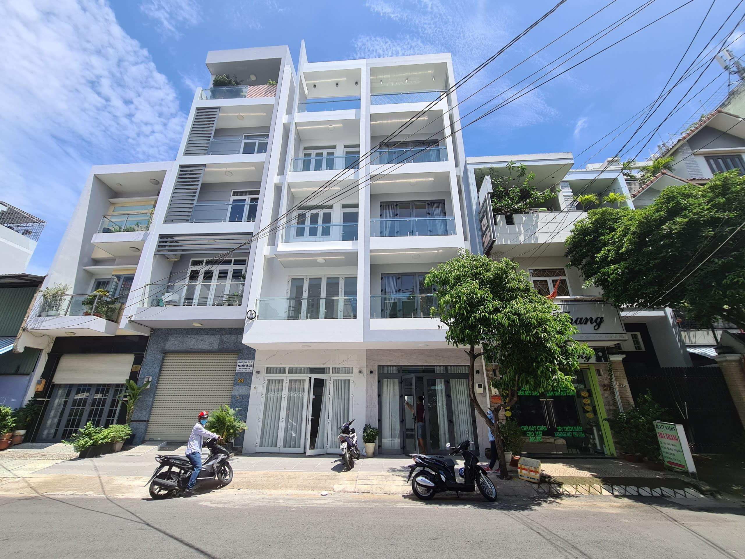 Bán nhà mặt tiền Phan Huy Thực – DT 4.05×17.5m – 5 tầng – tiện kinh doanh – 12.5 tỷ