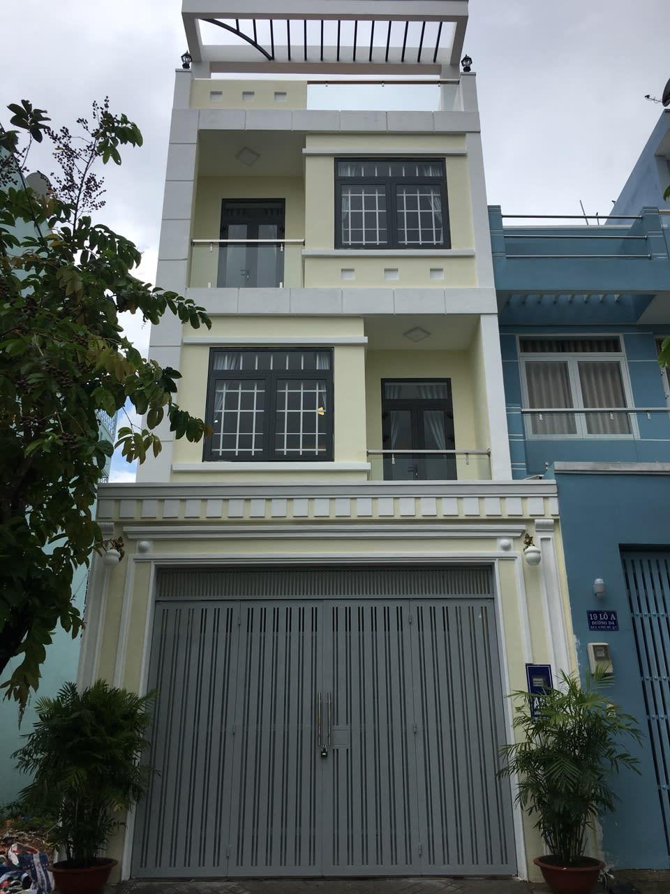 Giá rẻ nhất thị trường – Nhà An Phú Hưng Q7 4x18m 4 tầng chỉ 9.8 tỷ