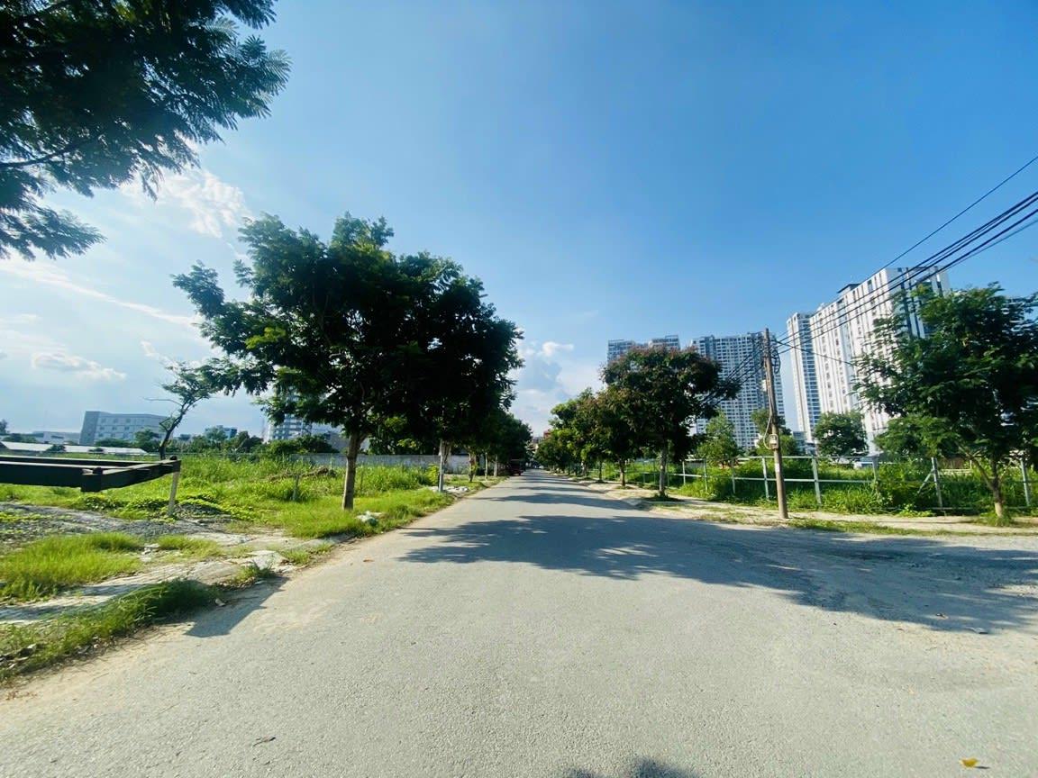 Bán Đất Đường Hoàng Quốc Việt, DT 9.5×20.5m, Đường 16m Tiện Xây CHDV – Giá 14 Tỷ