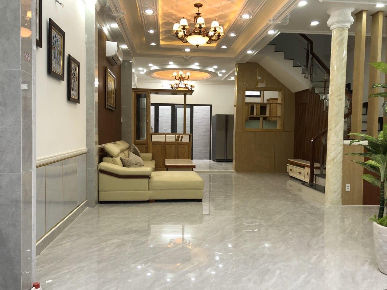Gấp gấp nhà mặt tiền khu Him Lam Tân Hưng 11.5 tỷ. DT 4×16.5m 4 tầng
