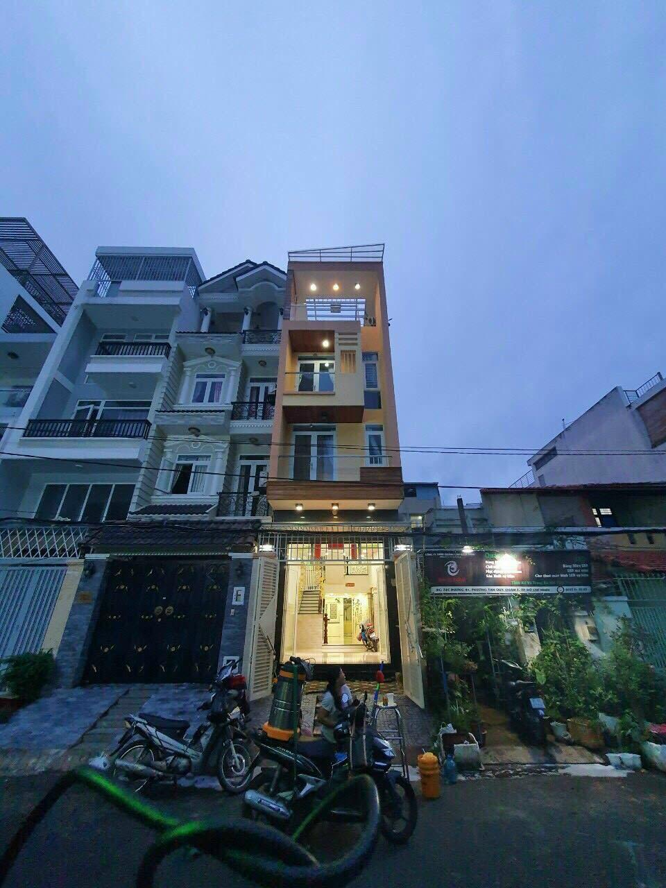 Bán nhà đường số 41 Tân Quy