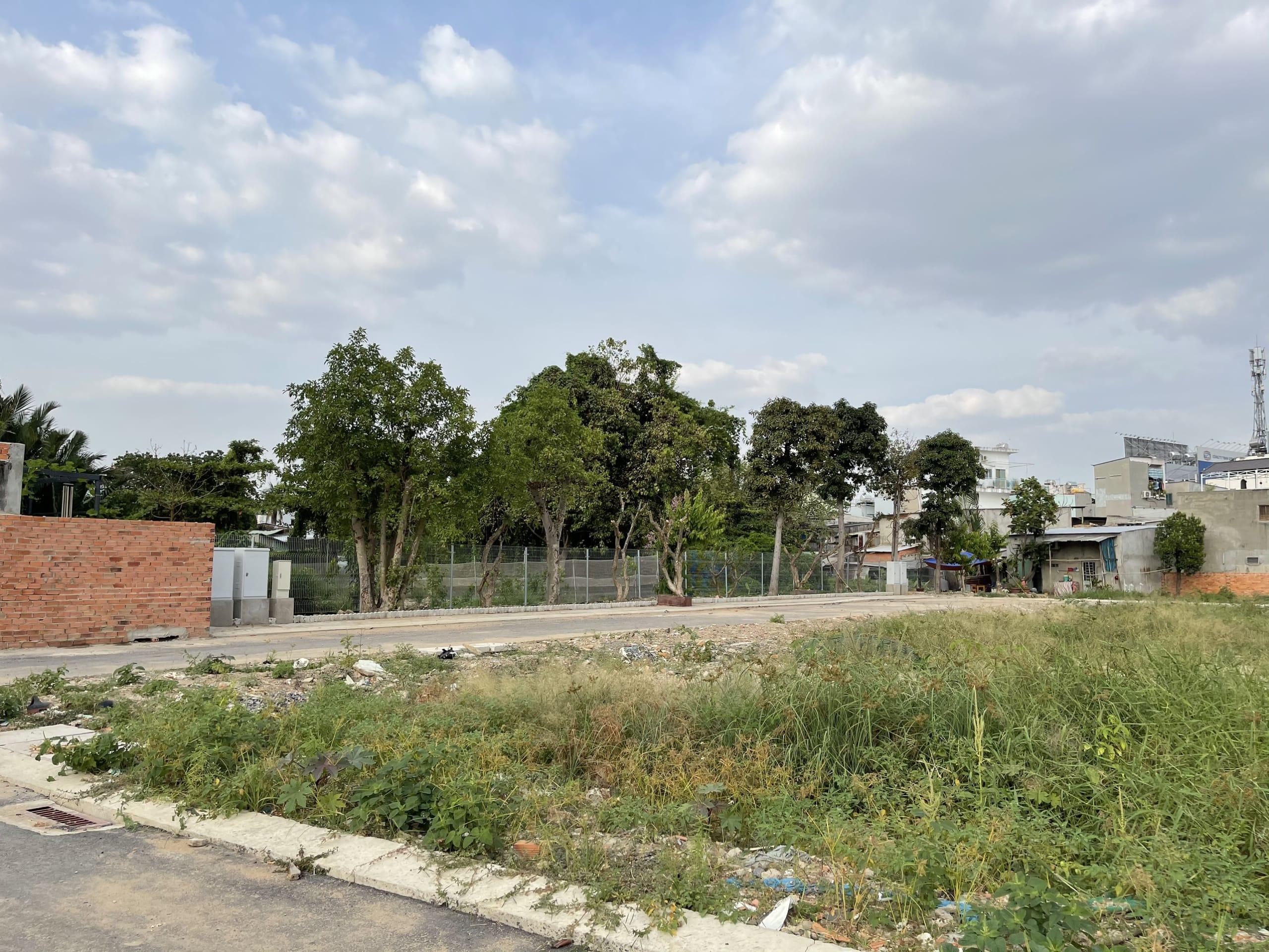 Bán Đất Đường Nội Bộ Khu Kiều Đàm Quận 7, DT 4×18.5m Giá 6.8 tỷ – Đường 6m