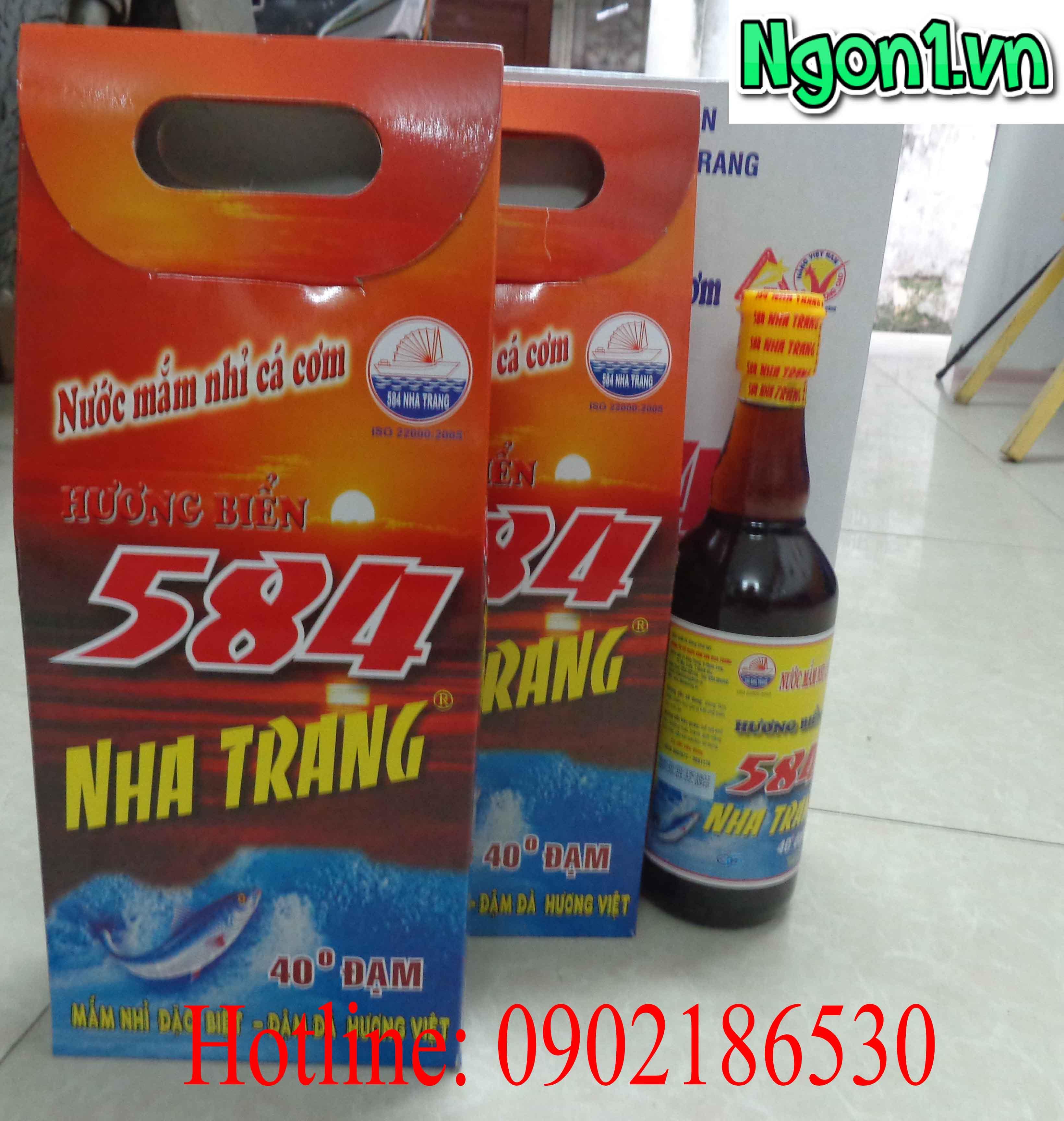 Nước mắm Nha Trang loại nào ngon và nên mua ở đâu Hà Nội