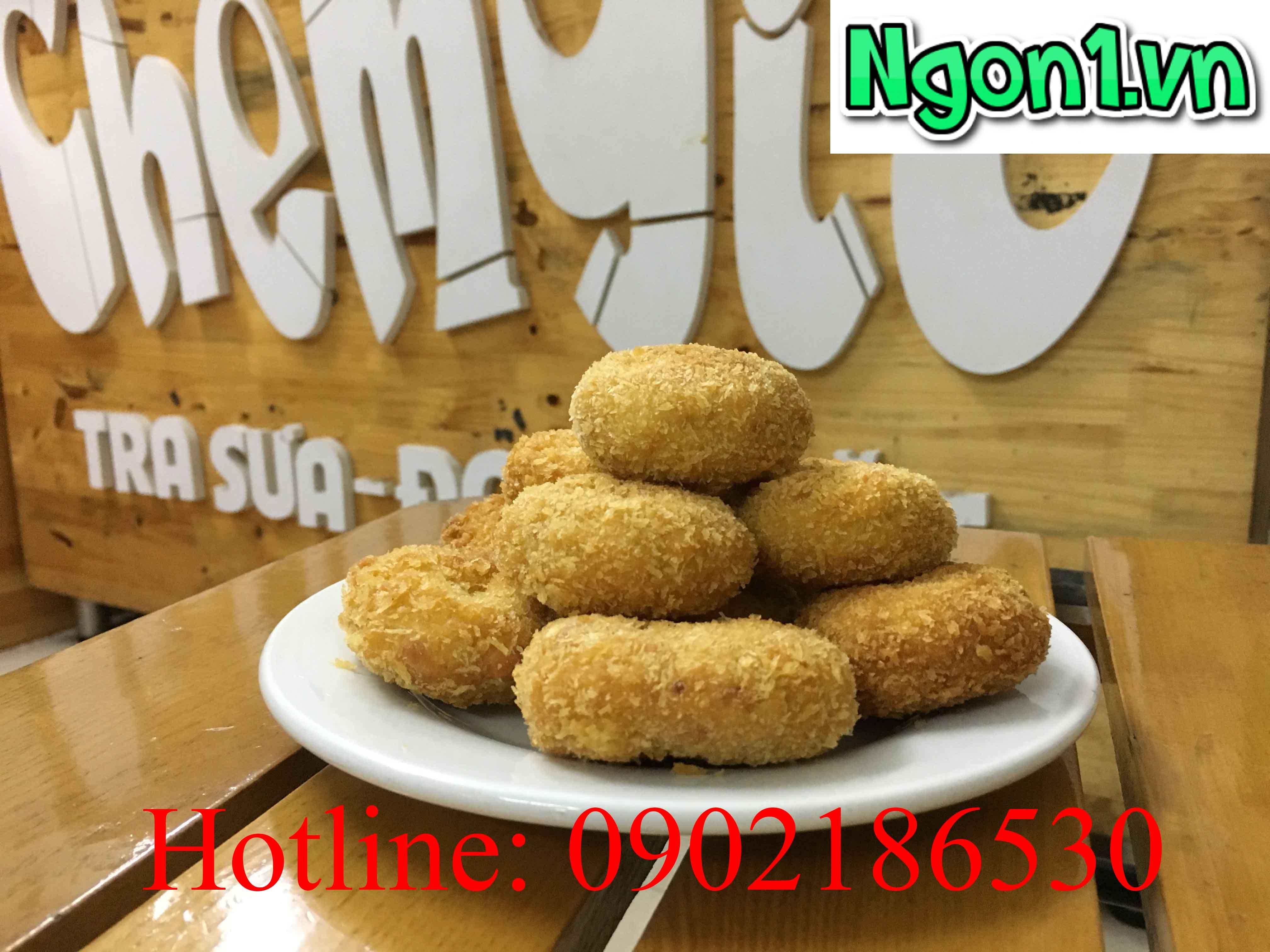 Bánh Gà thơm ngon - L/h mua bánh gà + đồ ăn vặt thơm ngon: 0902186530