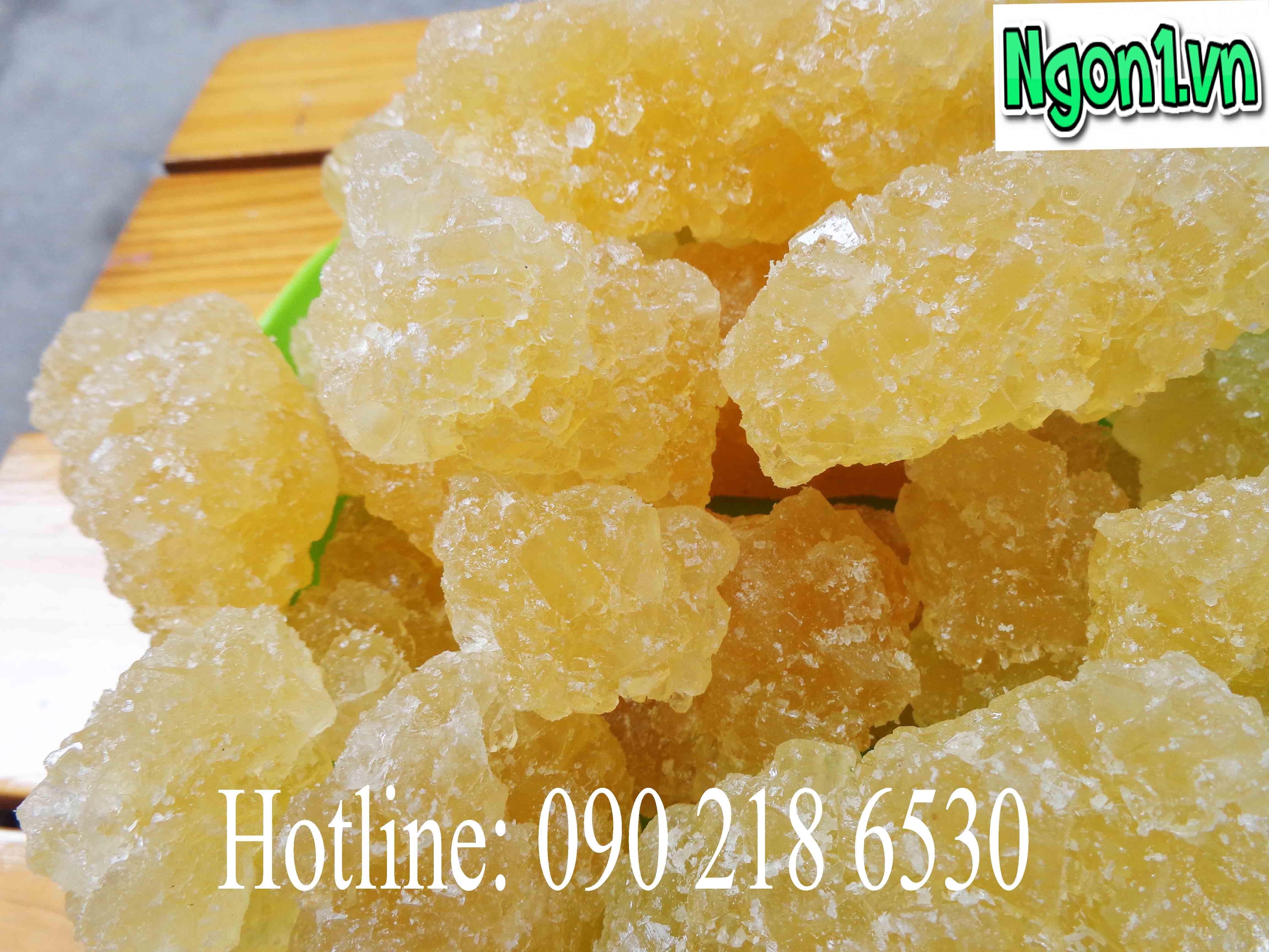 Đường phèn vàng Quảng Ngãi chính hiệu - Hotline: 0902186530