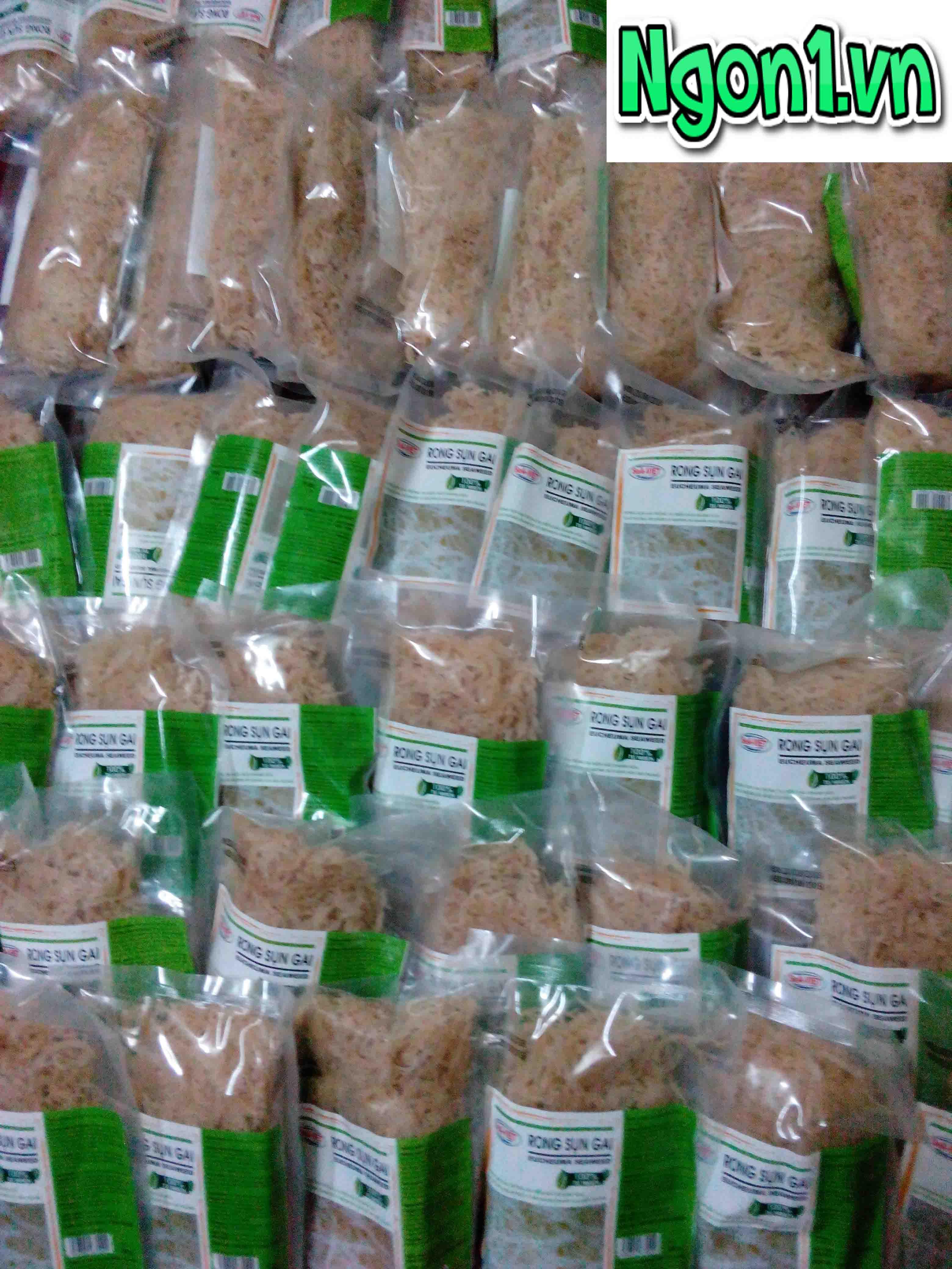 Rong sụn muối làm nộm, salad - Hotline: 0902186530