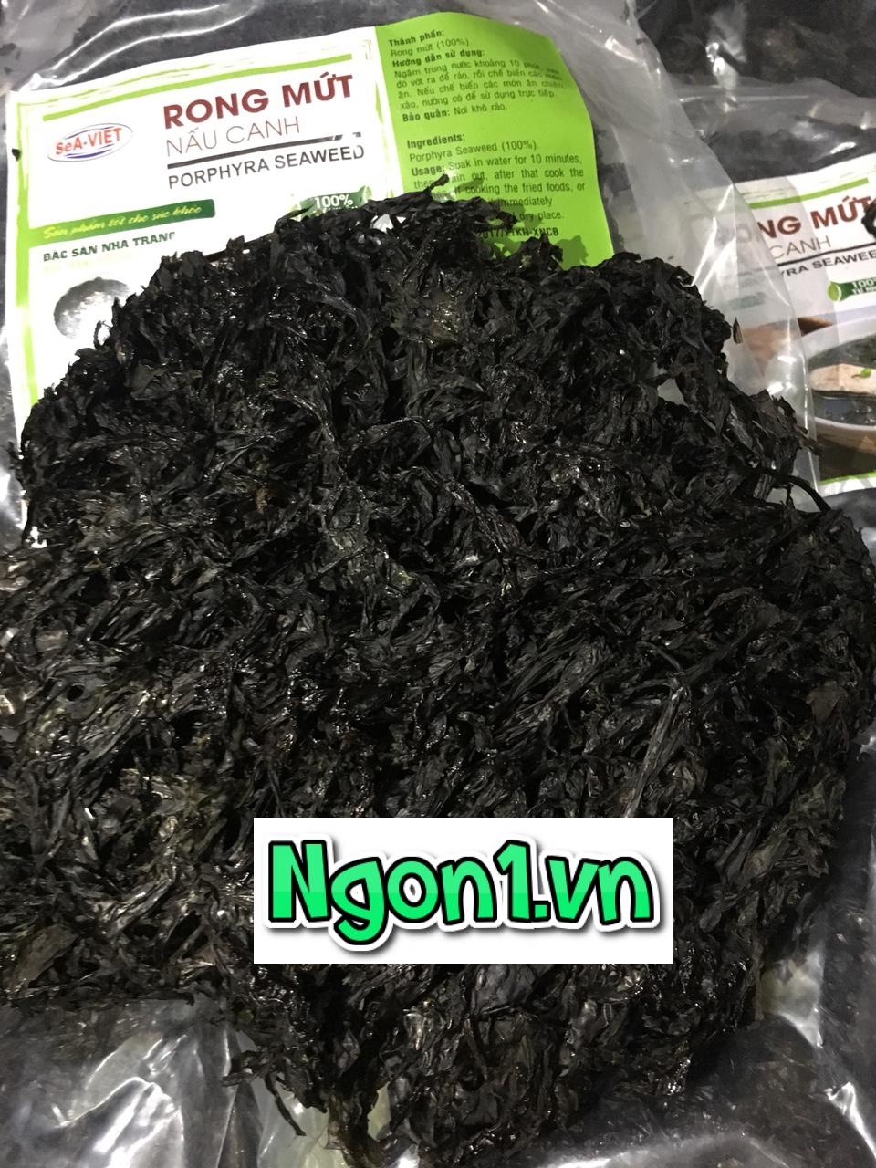 Rong biển nấu canh (rong mứt) Nha Trang - Hotline: 0902186530