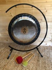 Séances bain de Gong collectives en mars le 10 mars 2020, par Precious Prana