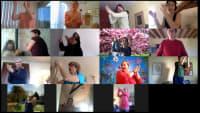 Le Yoga du Rire en ligne, ça fait du bien  le 7 avril 2020, par Precious Prana