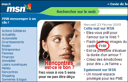Messagerie. MSN France devient payant