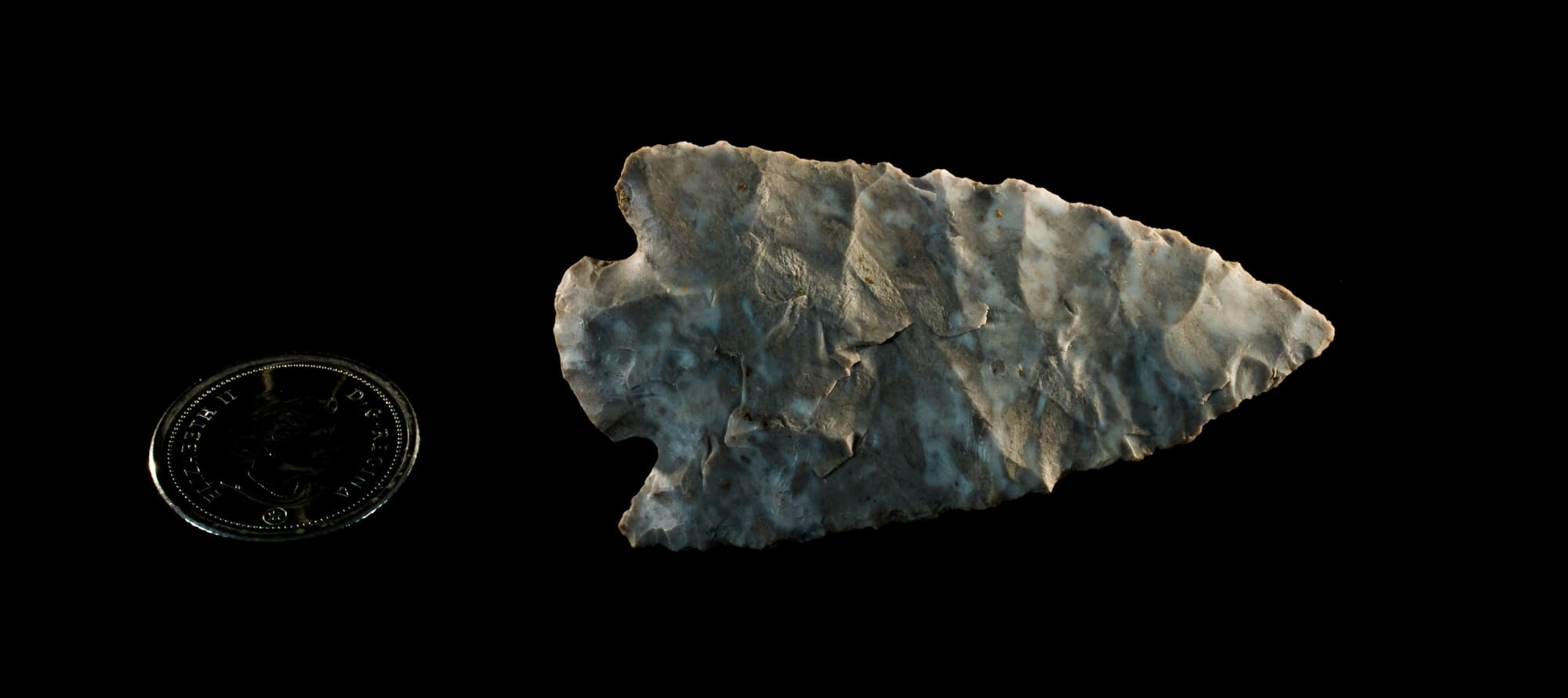Early Archaic projectile point