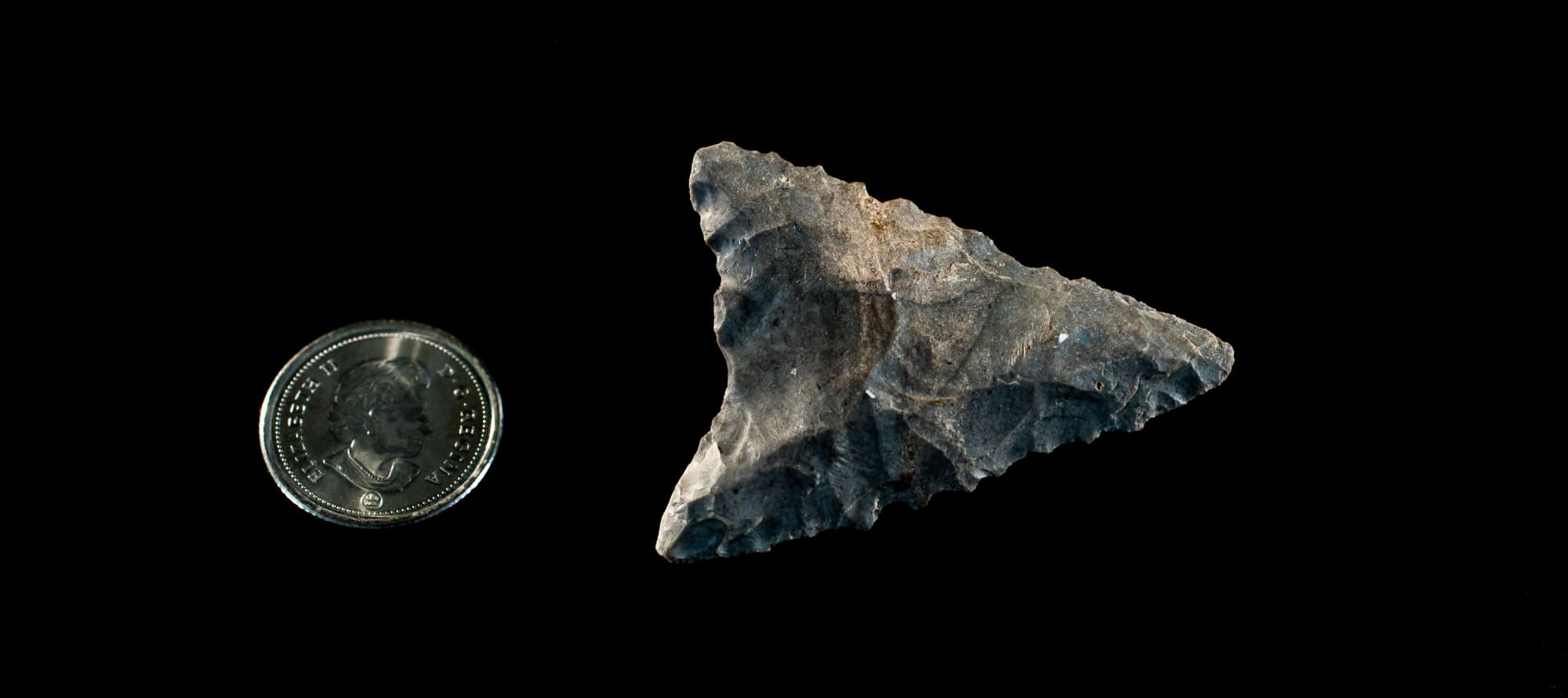 Early Woodland projectile point
