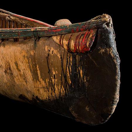 Birchbard Canoe