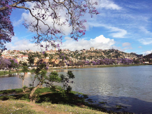 Antananarivo's Lake Anosy