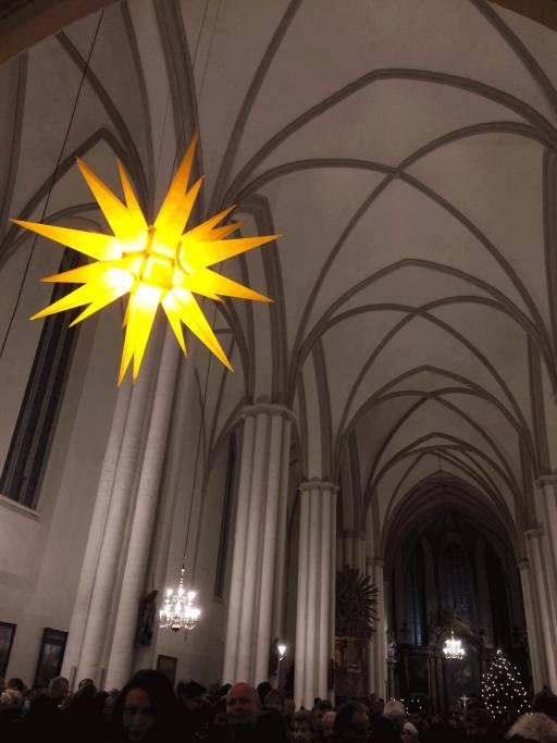 Heiligabend at Marienkirche
