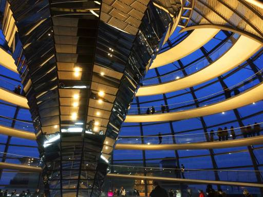 Reichstag Building Dome
