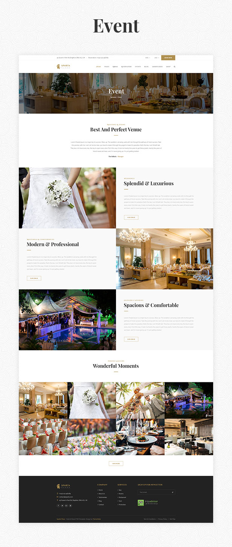 Sparta   Hotel & Resort HTML5 Template - 21