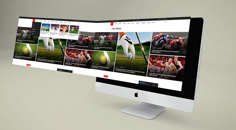 MaxNews | News & Magazine HTML Template - 7