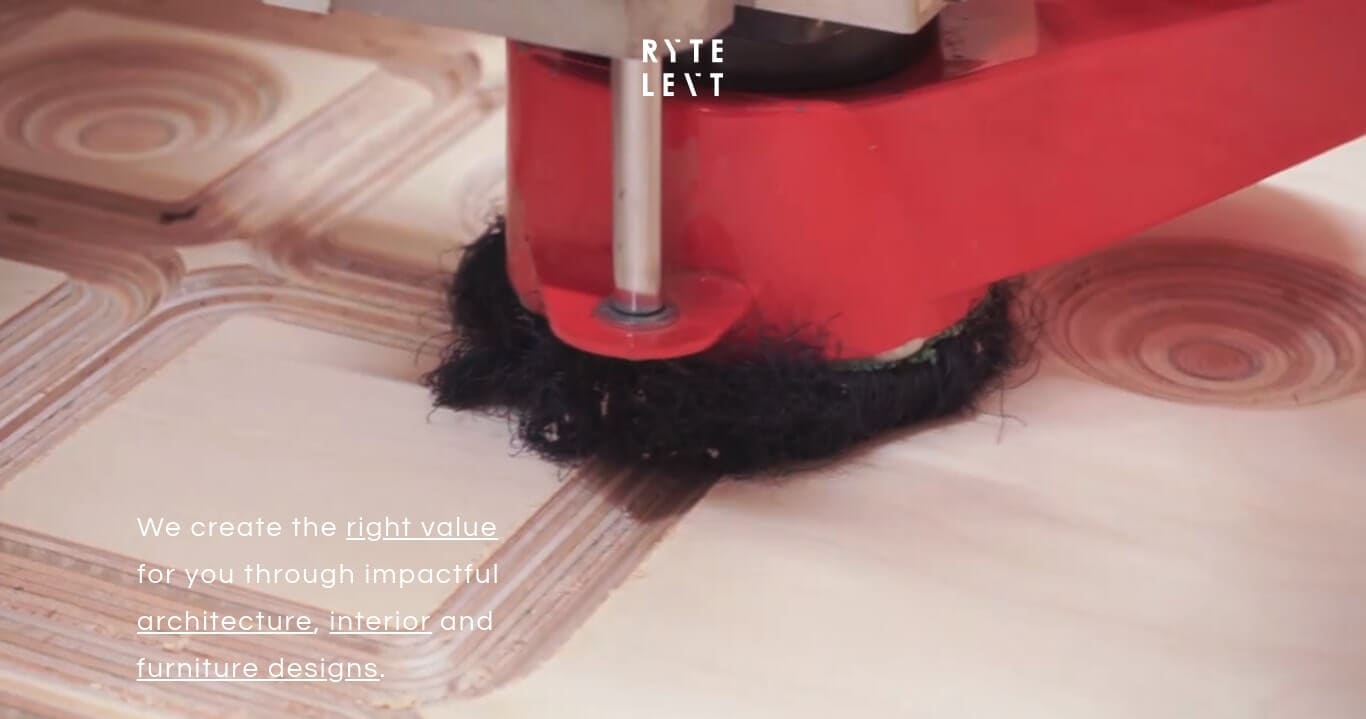 Studio Ryte Homepage