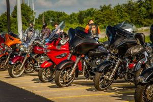 Capt Nick Rozanski Memorial Motorcyle Ride - 2017