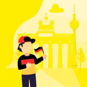 Das Partyspiel DreisUnverschämtter ist in Deutschland hergestellt