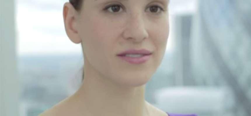 Abigail Simon professional Ballet Dancer at The Nido Collection