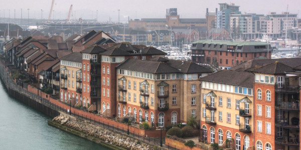 Southampton City Landscape