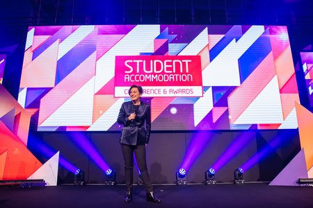 Nido Student Winning at the Student Accommodation Awards