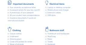 Packing Checklist PDF