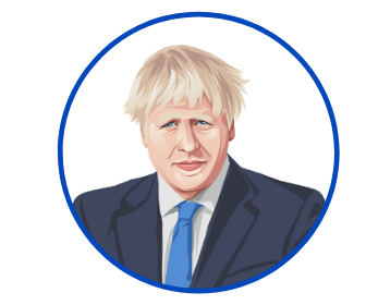 Boris Johnson round