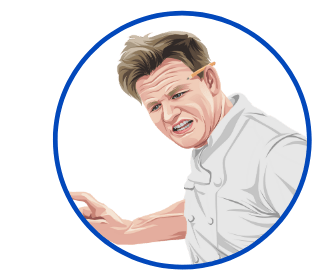 Gordon Ramsey Round