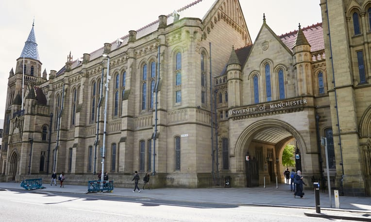 uiversity of manchester library