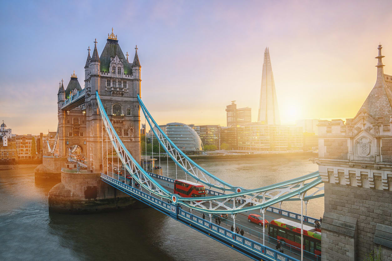Amazing facts about London
