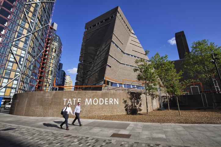 tate modern path