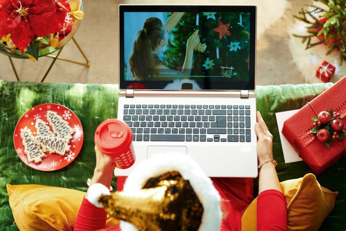 streaming christmas movie