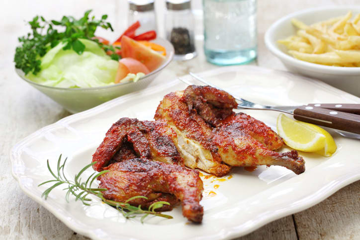 poruguese chicken