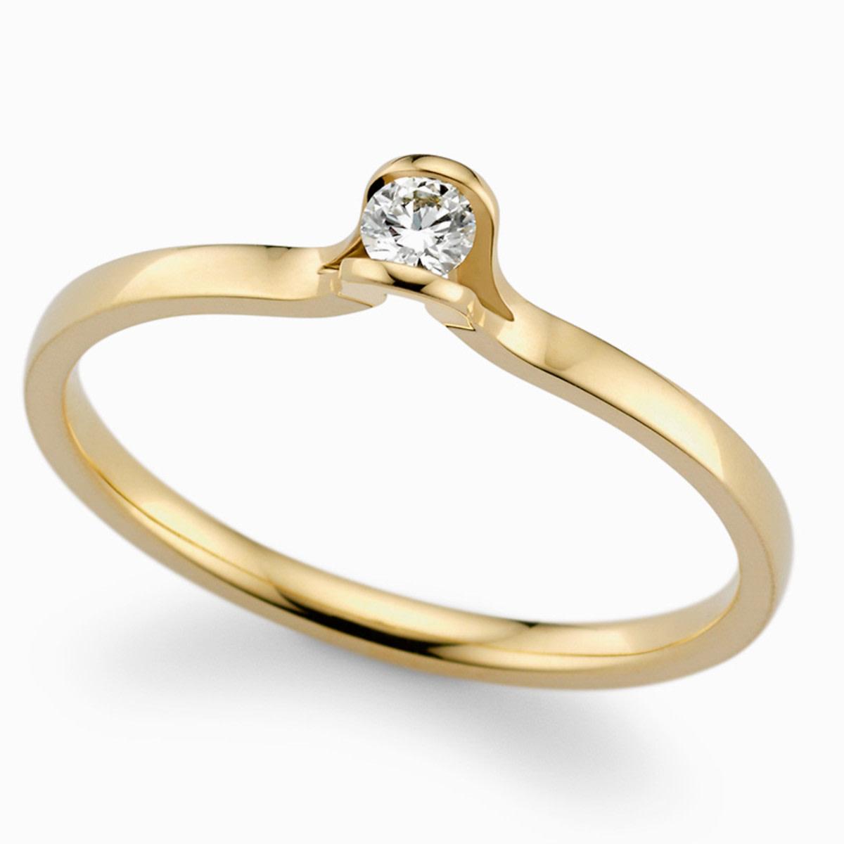 Niessing engagement ring Lotus