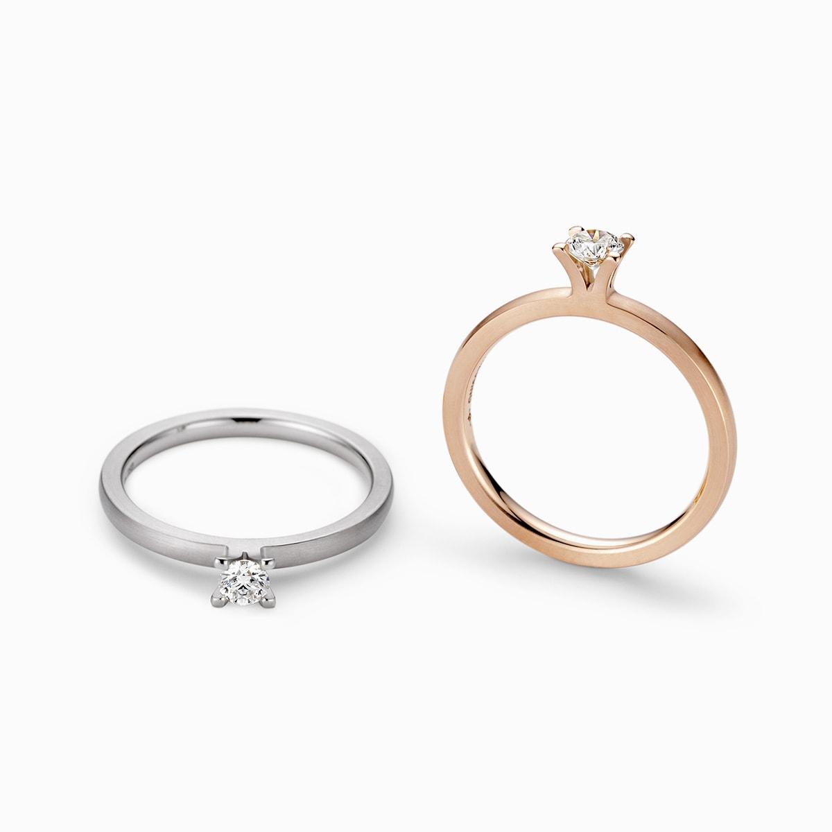 Niessing engagement ring Amatis